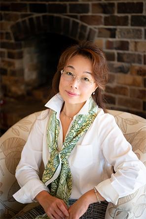 Awareness is the beginning - author Asami Gough