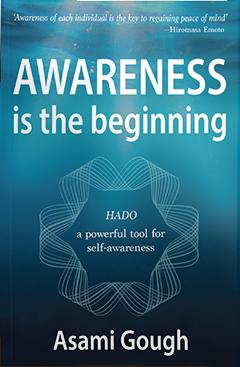 Book: Awareness is the beginning